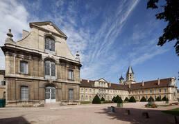 De abdij van Cluny