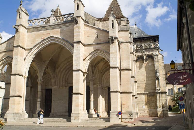La Collégiale Basilique de Beaune