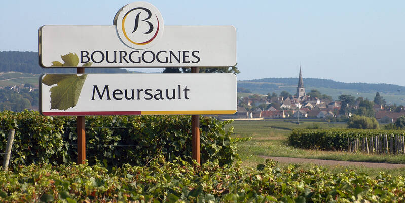 De benaming Meursault