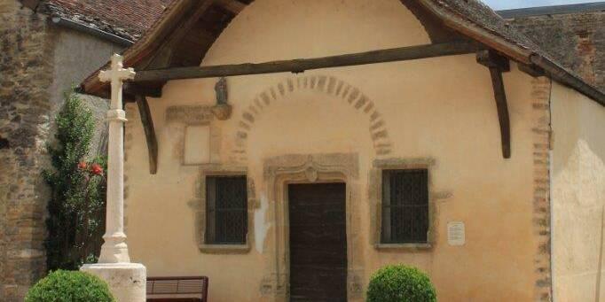 Nolay, Kapel Saint Pierre