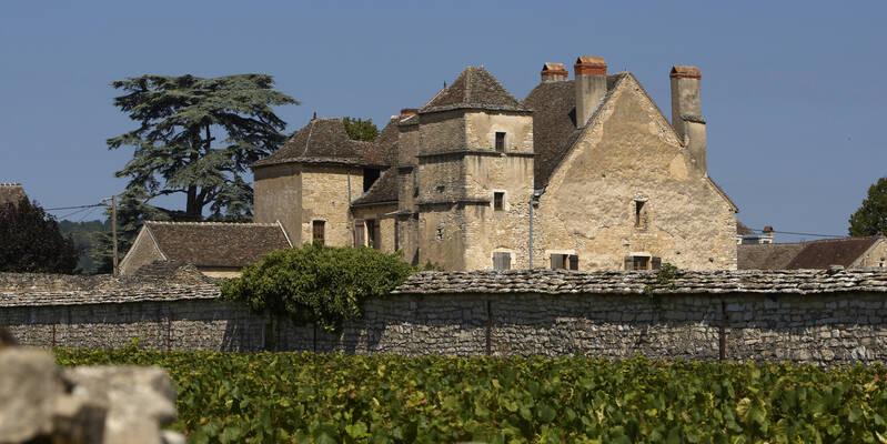 Château de la Velle à Meursault