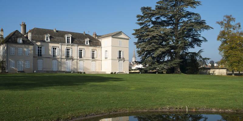 Het kasteel van Meursault