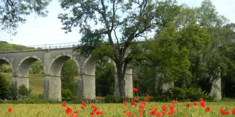 Nolay, Viaduct van Cormot