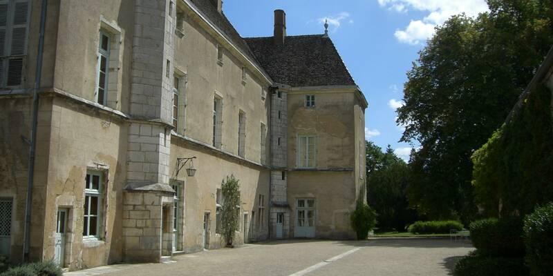 ©Het kasteel van Germolles