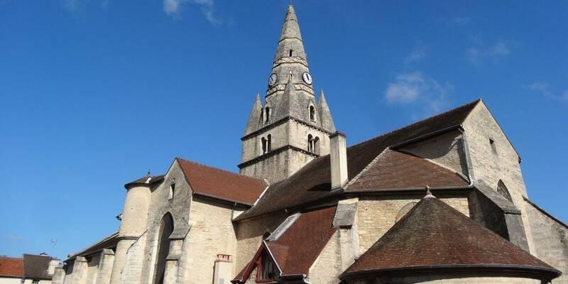 Savigny-les-Beaune, Kerk Saint-Cassien