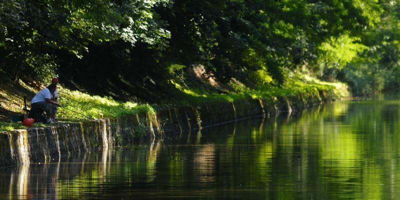 Kanaal du centre-Pêche  ©StudioPiffaut