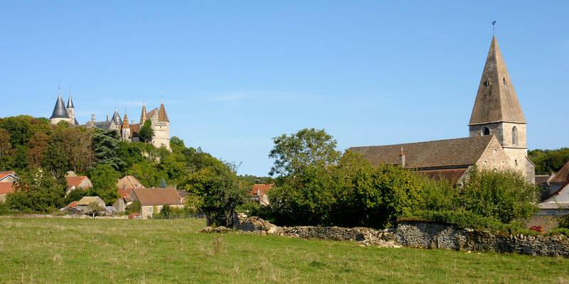 Kerk van La Rochepot