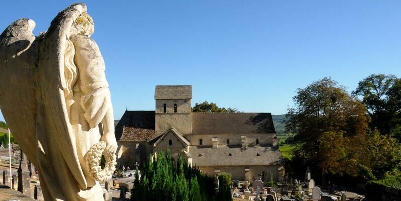 Santenay, Eglise Saint Jean de Narosse