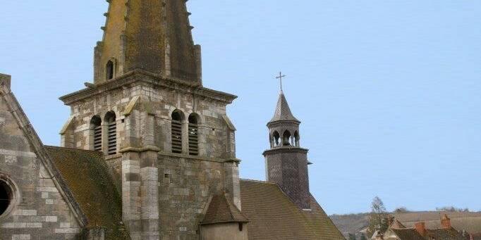 Nolay, Kerk Saint-Martin