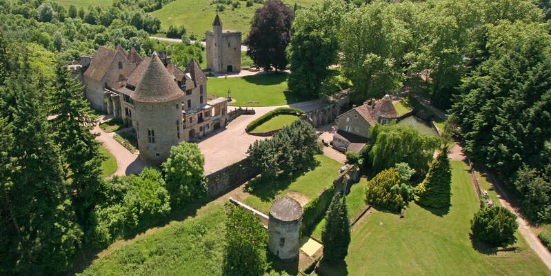 Het kasteel van Couches