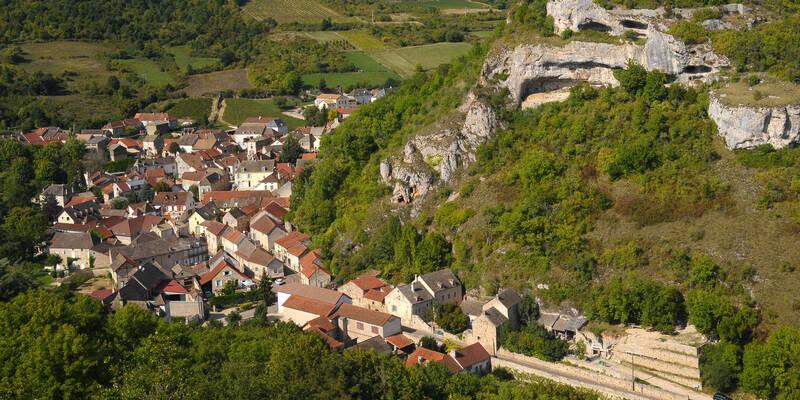 Saint-Romain Route des Grands Crus
