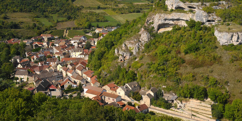 Saint-Romain Route des Grands Crus