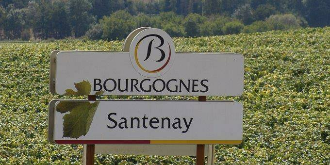 Appellation Santenay