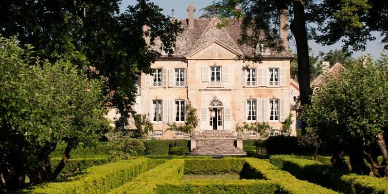 Savigny-les-Beaune,Landgoed Chandon de Briailles