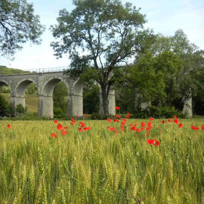 Viaduct van Nolay