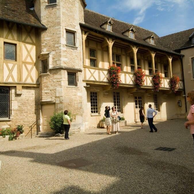 Wijnmuseum in Beaune