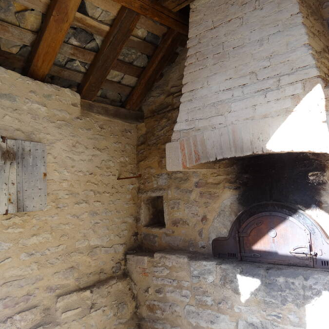 Savigny-les-Beaune, Gemeenschappelijke oven