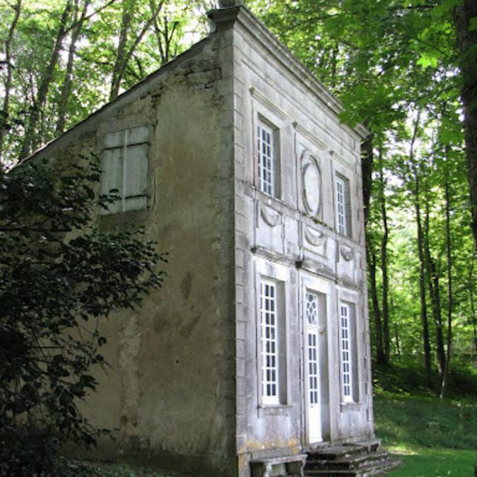 Kasteel van Coraboeuf : paviljoen
