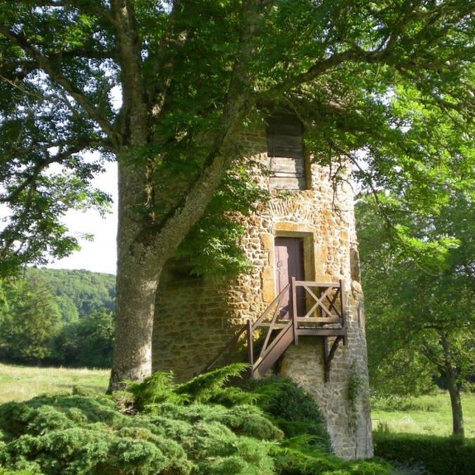 Kasteel van Coraboeuf : Tour du Chasseur