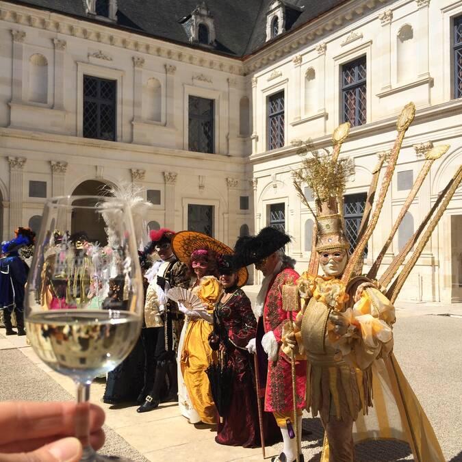 Venetië & Wijn in het Paleis van Ancy le Franc